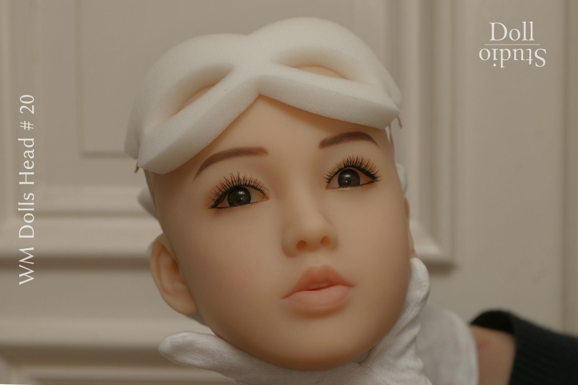 wm doll head no 20 heads dollstudio eu. Black Bedroom Furniture Sets. Home Design Ideas